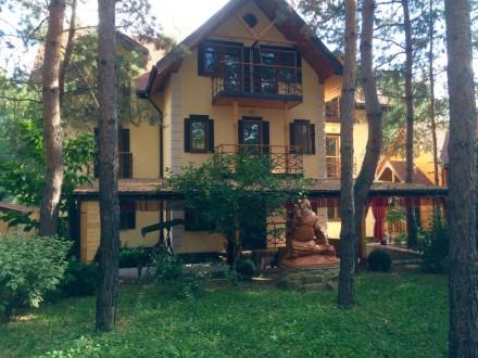 Продается пансионат 500м2, курорт Святогорск(Донецкая Швейцария). Славянск. фото 1