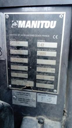 Основные характеристики:  Высота подъема - 7 м Грузоподъемность - 3100 кг  . Хмельницкий, Хмельницкая область. фото 12