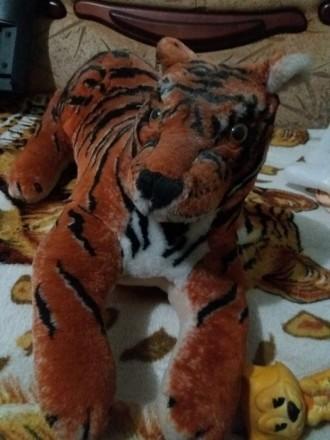 Тигр мягкий. Киев. фото 1