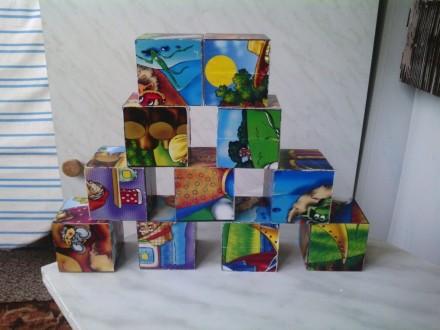 Кубики. Белая Церковь. фото 1