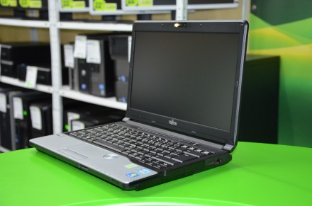 Ноутбук Fujitsu LifeBook S762 | Intel Core i5-3230M | 4Gb DDR3 | SSD 128Gb. Одесса. фото 1