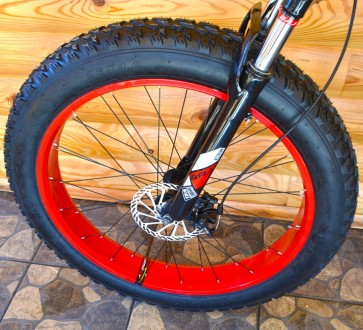 Фото № 1 Велосипед FatBike (Фэт-Байк) створений для того, щоб їздити із задовол. Кременчуг, Полтавская область. фото 5