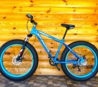 Фото № 1 Велосипед FatBike (Фэт-Байк) створений для того, щоб їздити із задовол. Кременчуг, Полтавская область. фото 2