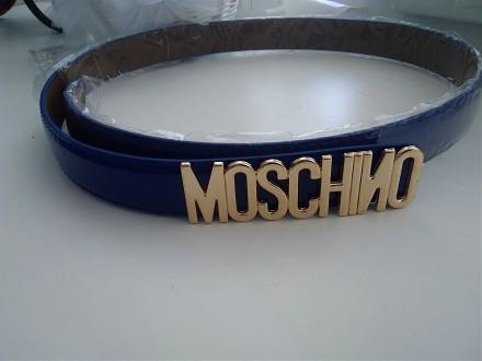 Ремешки Moschino с пряжкой. Никополь. фото 1