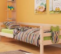 Кровать детская массив КД-02. Одесса. фото 1