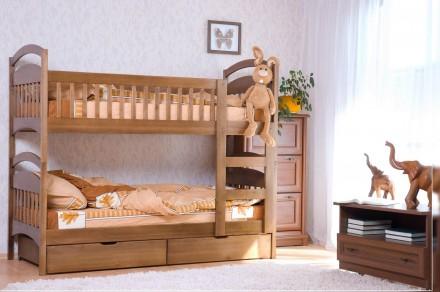 Кровать двухъярусная. Одесса. фото 1