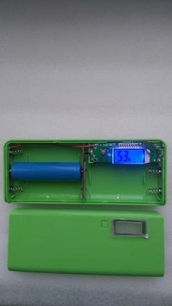 5х18650 Power Bank корпус, повер банк, портативное зарядное устройство. Переяслав-Хмельницкий. фото 1