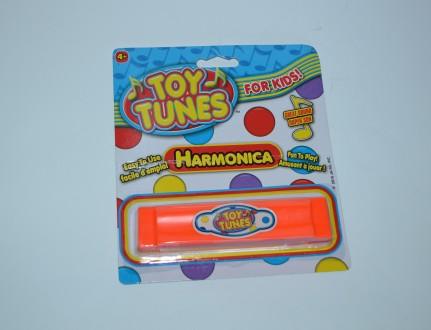 новая harmonica toy tunes for kids Ja*ru 2016 год оригинал. Киев. фото 1