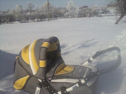 Коляска ADAMEX GALAXY drifting 2 в 1 (Польща). Тернополь. фото 1