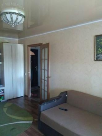 Однокомнатная квартира по улице Энтузиастов. Каховка. фото 1