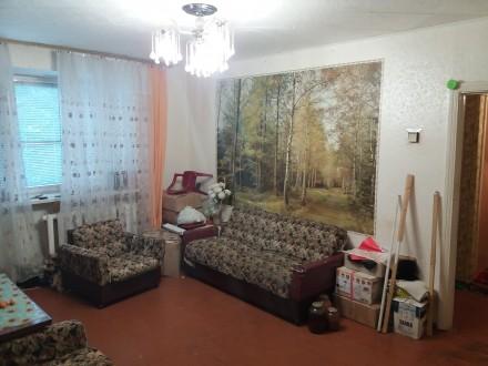 Продам 3-х комнатную в Краснограде,торг. Красноград. фото 1