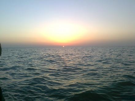 Отдых на Азовском море в Геническе. Геническ. фото 1
