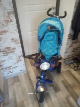 велосипед трехколесный. Одесса. фото 1
