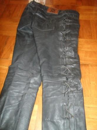 Есть ещё несколько кожаных курток / костюмов и брюк . Кожаные и из кожзаменителя. Киев, Киевская область. фото 5