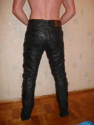 Есть ещё несколько кожаных курток / костюмов и брюк . Кожаные и из кожзаменителя. Киев, Киевская область. фото 10