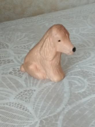 Собачка резиновая. Миколаїв. фото 1