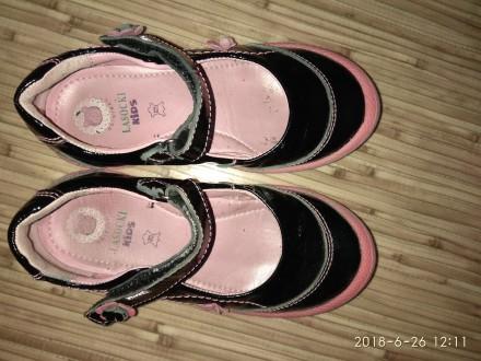 Детские туфли для девочек. Вольногорск. фото 1