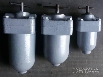 Продам с хранения фильтры щелевые в корпусе:  - 40-125-16,3 мРа, 16 мм - 25-1. Сумы, Сумская область. фото 1