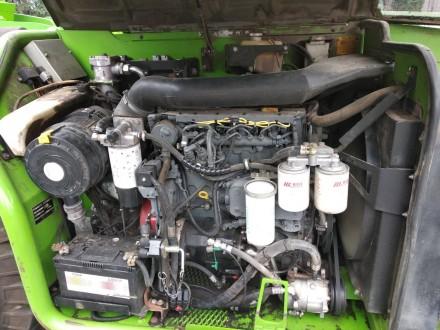 Телескопический погрузчик Merlo P55.9CS  Двигатель Deutz - 140 л/с Тип двигат. Хмельницкий, Хмельницкая область. фото 13