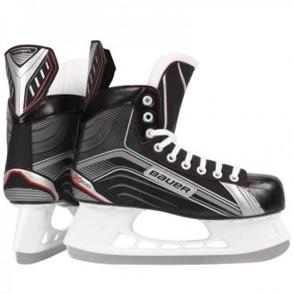 Нові хокейні ковзани Bauer Vapor X200 Jun розміри 3D (36, устілка 22,6 см)    . Вышгород, Киевская область. фото 5