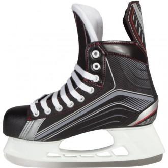 Нові хокейні ковзани Bauer Vapor X200 Jun розміри 3D (36, устілка 22,6 см)    . Вышгород, Киевская область. фото 2