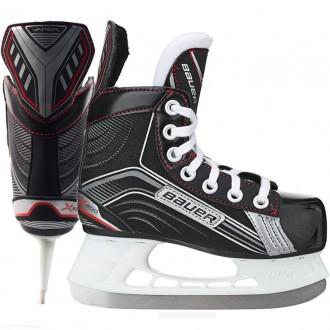 Нові хокейні ковзани Bauer Vapor X200 Jun розміри 3D (36, устілка 22,6 см)    . Вышгород, Киевская область. фото 6