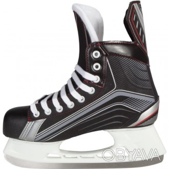 Нові хокейні ковзани Bauer Vapor X200 Jun розміри 3D (36, устілка 22,6 см)    . Вышгород, Киевская область. фото 1