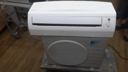 Продам кондиционер Daikin inverter б/у до 25 м². Киев. фото 1