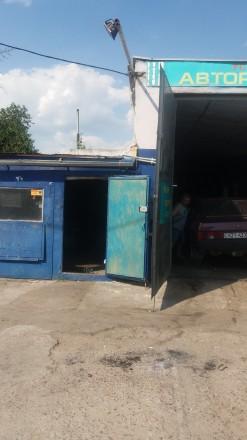 Продам работающую автомастерскую и пол дома. Киев. фото 1