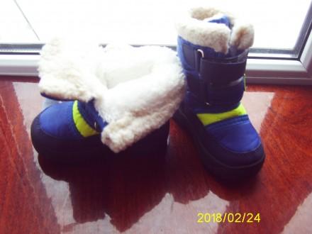 Зимние сапожки. Лубны. фото 1