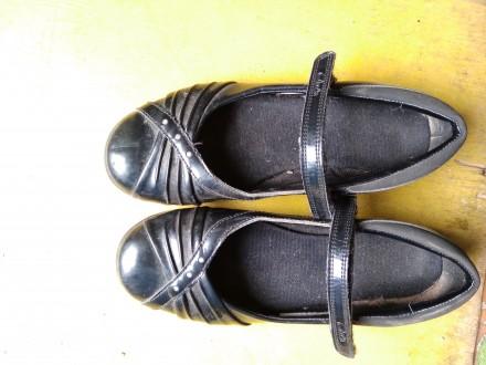 Продам туфли для девочки. Изюм, Харьковская область. фото 3