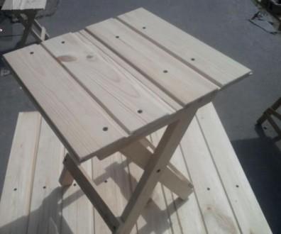Стол /Стул/стульчик/табурет-раскладной для пикника, рыбалки. Одесса. фото 1
