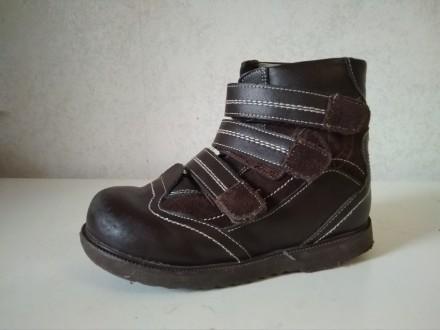 Кожаные ботинки Sursil-orto 29. Киев. фото 1