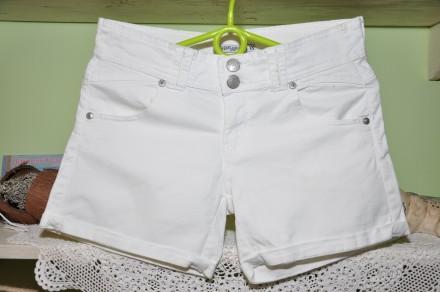 Фірмові білі шорти Terranova, Бангладеш! р.XS.. Черновцы. фото 1