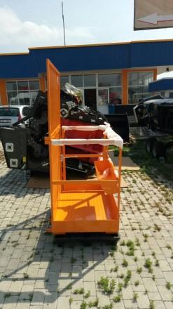 Платформа для 2-х человек + 80 кг.   Платформа предназначена для высотных раб. Хмельницкий, Хмельницкая область. фото 4