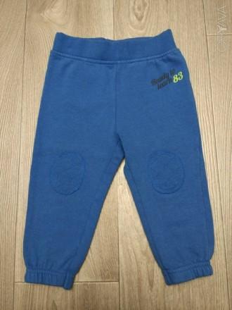 Lupilu теплые спортивные штаны до 74 см.. Київ. фото 1