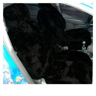 НАТУРАЛЬНЫЕ КОЖАНЫЕ чехлы мешки в авто. Из овчины.. Косів. фото 1