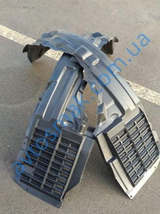 Подкрылки защита пластиковая Nissan. Киев. фото 1