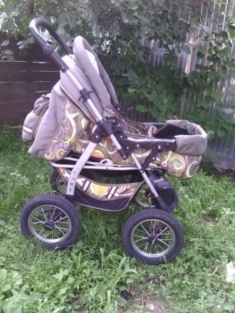 Продам детскую коляску. Сумы. фото 1
