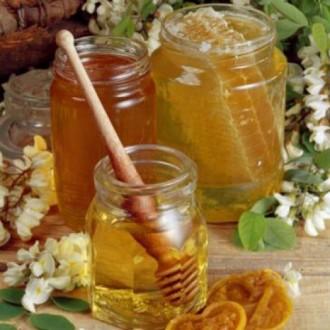 Мёд акациевый с домашней пасеки урожай 2018. Нежин. фото 1