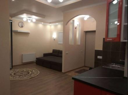 Шикарная квартира в новом доме в Аркадии. Одесса. фото 1