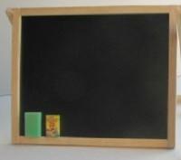 Доска для рисования односторонняя не магнитная. Запорожье. фото 1