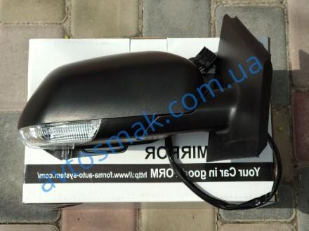 Зеркала заднего вида, вкладыш зеркала на все модели Subaru. Киев. фото 1