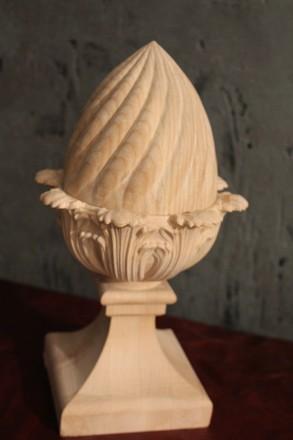 Деревянные скульптуры  Изготовление  резных скульптур из дерева: прикосновение . Одесса, Одесская область. фото 4