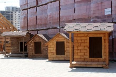 Теплая будка для собаки - Собачья будка недорого. Одесса. фото 1