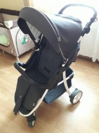 Продам польскую коляску 4baby rapid premium. В отличном состоянии. В использован. Одесса, Одесская область. фото 4