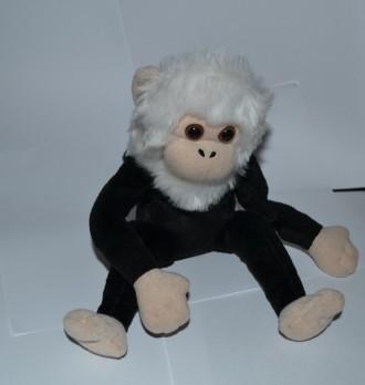 мягкая игрушка обезьянка музыкальная wow pets 2010 год номерная оригинал. Киев. фото 1