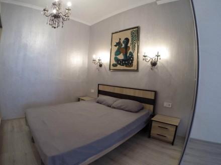 Сдается 3х комнатная квартира в ЖК Гагаринский, Аркадия с боковым видом моря. Кв. Аркадия, Одесса, Одесская область. фото 7