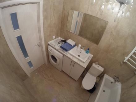 Сдается 3х комнатная квартира в ЖК Гагаринский, Аркадия с боковым видом моря. Кв. Аркадия, Одесса, Одесская область. фото 6
