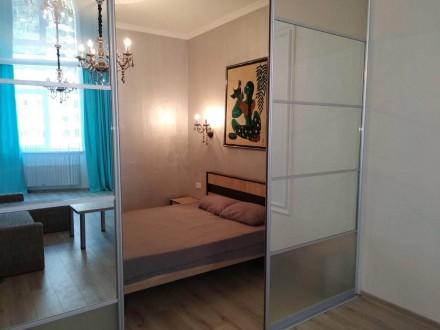 Сдается 3х комнатная квартира в ЖК Гагаринский, Аркадия с боковым видом моря. Кв. Аркадия, Одесса, Одесская область. фото 3